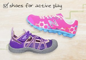 CAMP PREP: SNEAKERS & HIKING SHOES