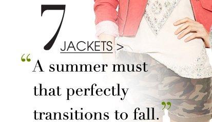 7. JACKETS