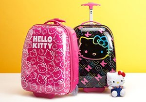 Wheel-y Cool: Luggage for Kids