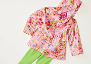 Florals & Frills: Mack & Co for Girls