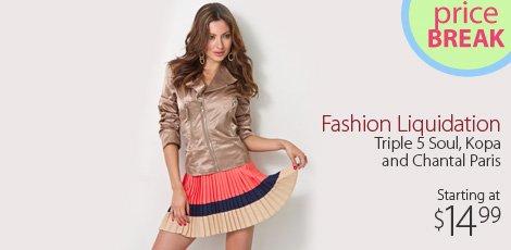Fashion Liquidation