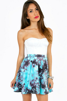 LOST IN SPACE SKIRT 25