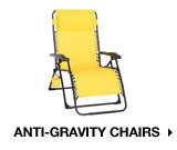 Anti-Gravity Chairs
