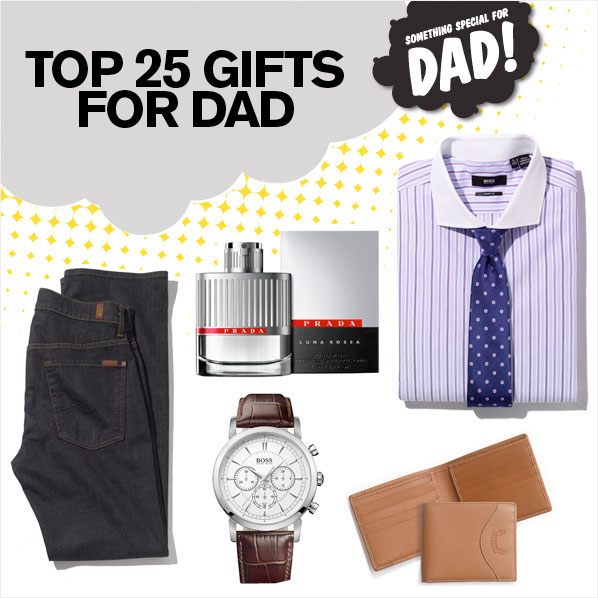 TOP 25 GIFTS FOR DAD - SOMETHING SPECIAL FOR DAD!