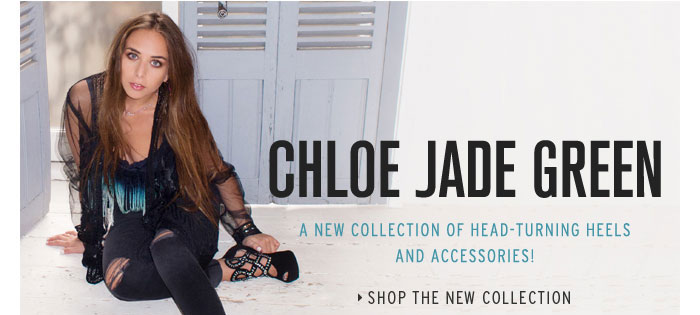 Chloe Jade Green - Shop the new collection