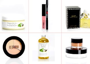 From the Beauty Closet