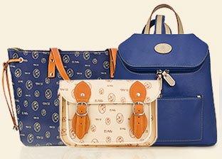 El Potro Leather Handbags. Made in Spain
