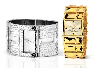 Roberto Cavalli Watches for Her, Made in Switzerland