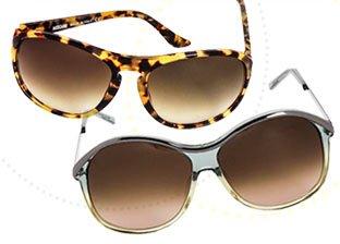 Italian Designers Sunglasses: Fendi, Giafranco Ferre, Moschino