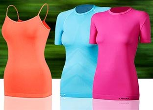Spaio Sports Wear for Her, Made in Europe