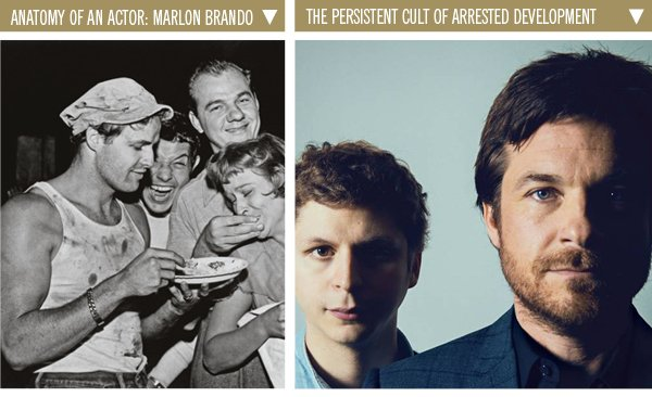 Anatomy Of An Actor: Marlon Brando | The President Cult Of Arrested Development