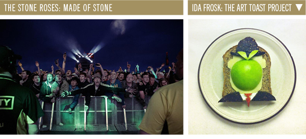The Stone Roses: Made Of Stone | IDA Frosk: The Art Toast Project