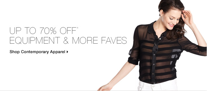 Up To 70% Off* Equipment & More Faves