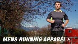 Mens Running Apparel - Promo A