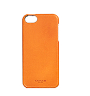 leather molded iphone 5 case