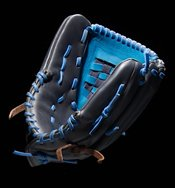 baseball leather glove
