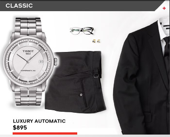 Luxury Automatic, $895