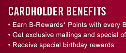 Cardholder Benefits