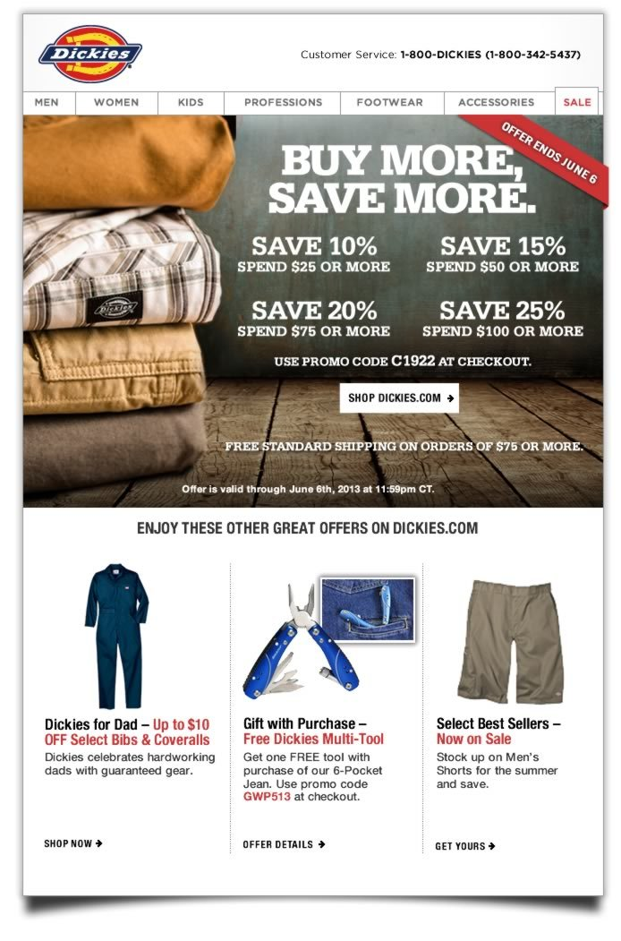 Offer ends soon. Save up to 25% on your entire purchase.