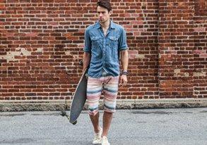 Shop Union & More: Bright Summer Basics