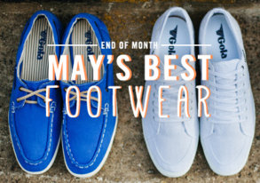 Shop Best of May: Footwear