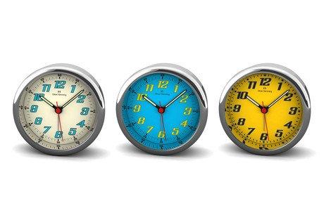 Oliver Hemming Alarm Clocks