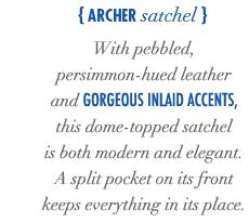 Archer Satchel