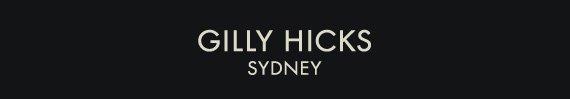 GILLY  HICKS SYDNEY