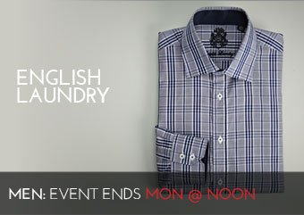 ENGLISH LAUNDRY - MEN