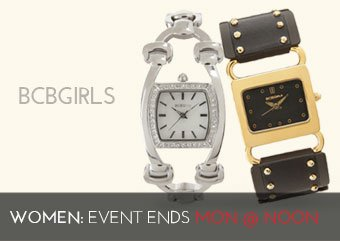 BCBGIRLS - WOMEN'S WATCHES