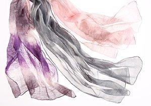 To Dye For: Aviva Stanoff Scarves