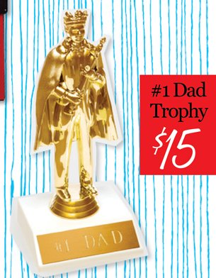 fredflare.com . . . gifts for Dad + SALE
