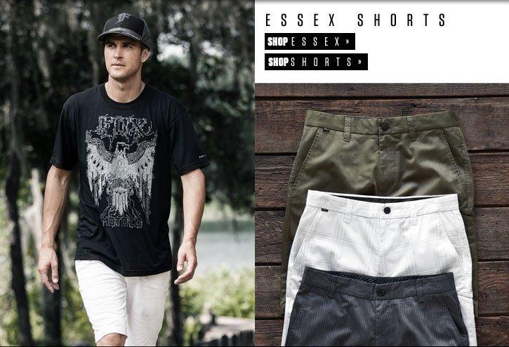 Shop Essex Shorts