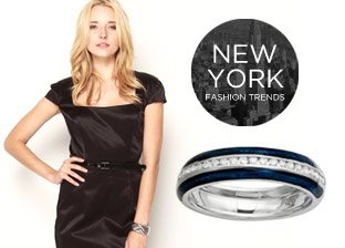 New York Fashion Trends: Kate Spade, Herve Leger, Tiffany & Co.