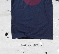 Kodiak $20