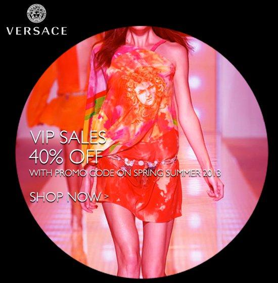Versace Vip Sales