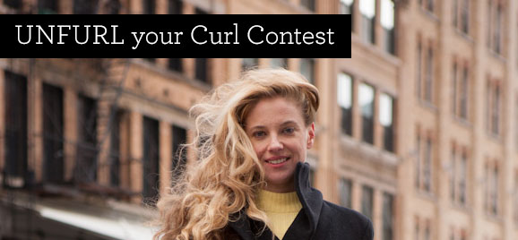 Unfurl your Curl Contest