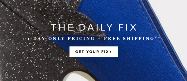 1-Day-Only Pricing & Free Shipping**