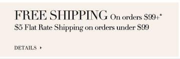 Free Shipping + $5 Shipping*