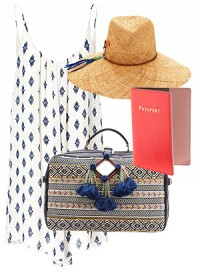 What To Wear For A Stylish Vacation In Baja