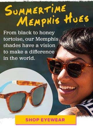 Summertime Memphis Hues - Shop Eyewear