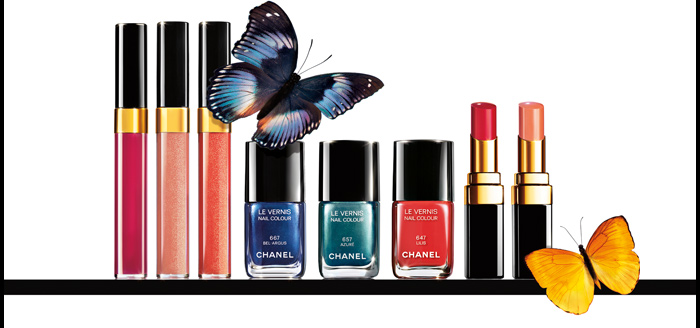 SCINTILLATING SUMMER SHIMMER Dazzle and shine with shades of sunlit brilliance