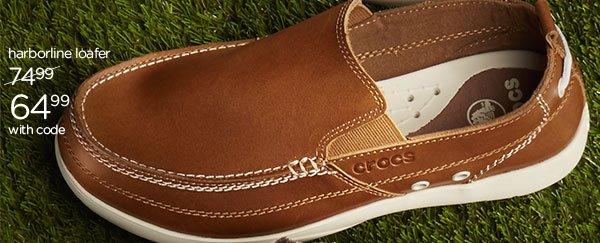 harborline loafer