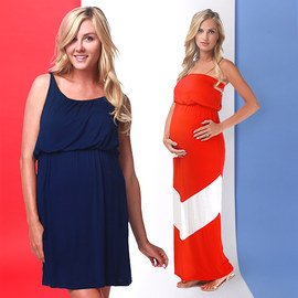 Fourth of July: Maternity