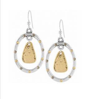 Melange French Wire Earrings