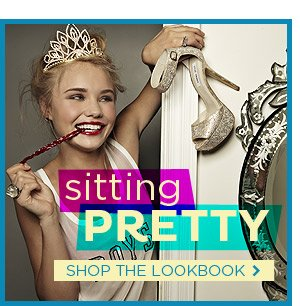 Shop the Sitting Pretty Lookbook