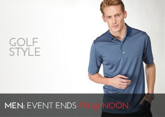 GOLF STYLE - MEN