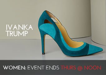 IVANKA TRUMP - WOMEN'S SHOES