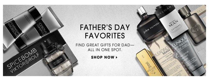 Father's Day Favorites. Find great gifts for dad-all in one spot. Shop sets.