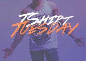 Shop T-Shirt Tuesday ft. Rook